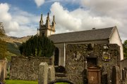 Arrochar churches old and new