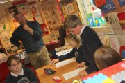 creative writing workshop Arrochar Primary