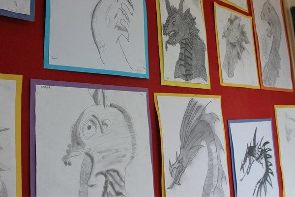 Mythology Art Projects For Kids