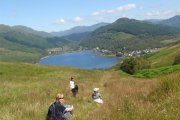 Overlooking Arrochar and Succoth