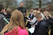 surveying with Arrochar Primary