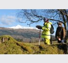 survey recording in view of Ben Lomond